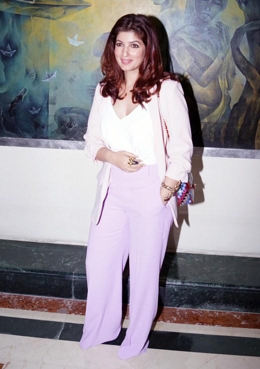 Twinkle Khanna at the Jury Meet of 'PCJ Outlook Social Media Awards' at Taj Lands End, Bandra-2