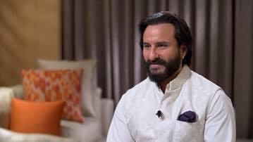 Saif Ali Khan gets candid in conversation with CNN's Talk Asia host Anna Coren