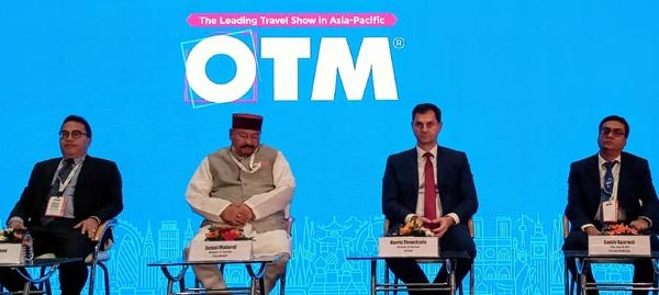 OTM Mumbai 2020 concludes after a successful performance with top exhibitors in the travel and tourism industry!