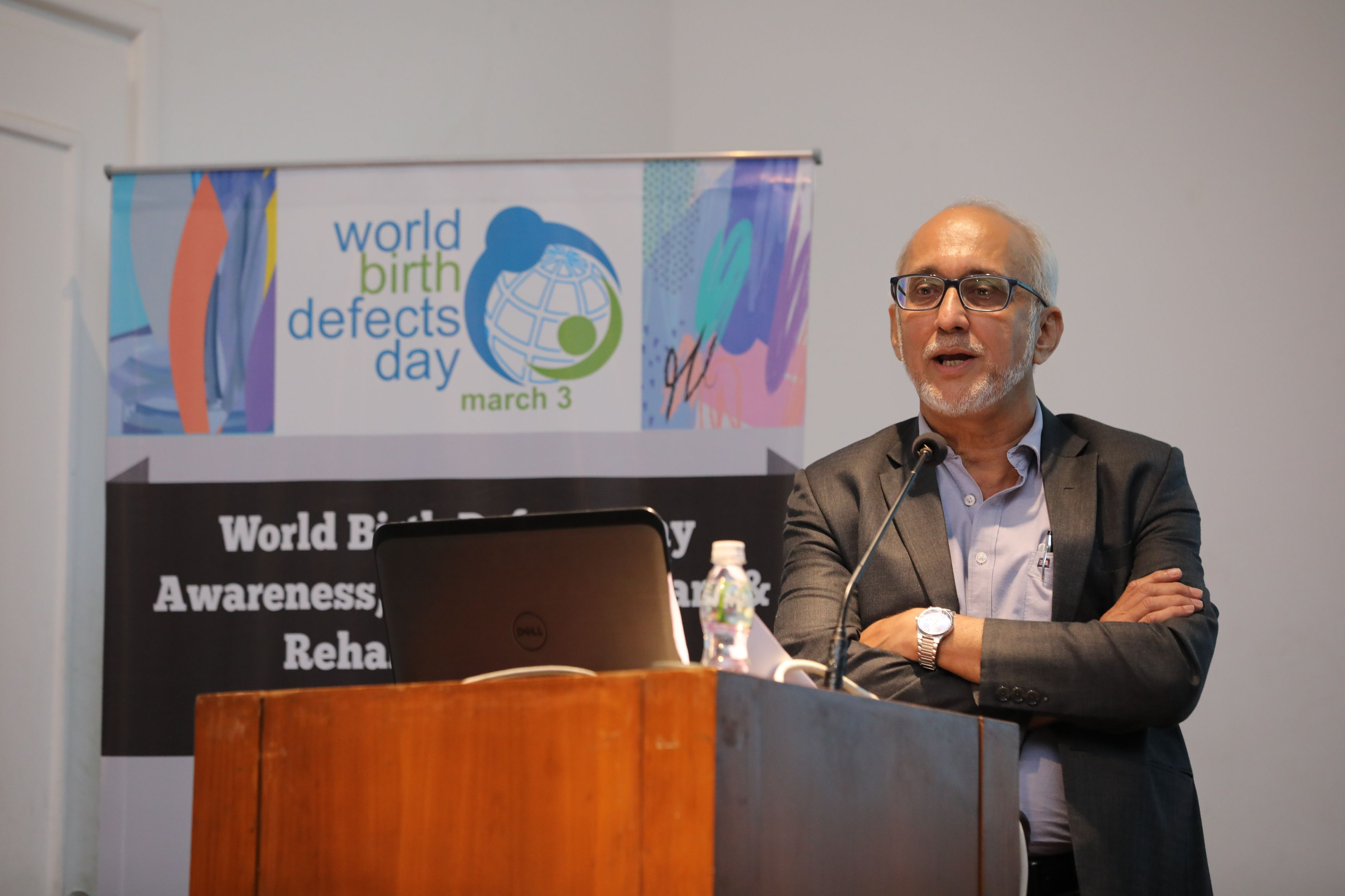 Meyer Organics and The Spina Bifida Foundation helm a critical discussion on World Birth Defect Day