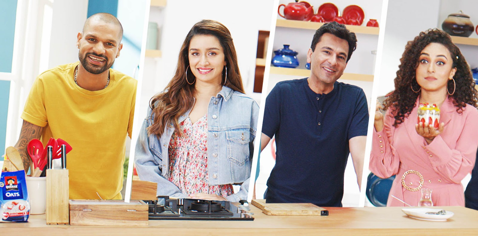 Chef Vikas Khanna back with third season of Quaker's super-hit web-series 'Kitchen, Khanna & Konversations'